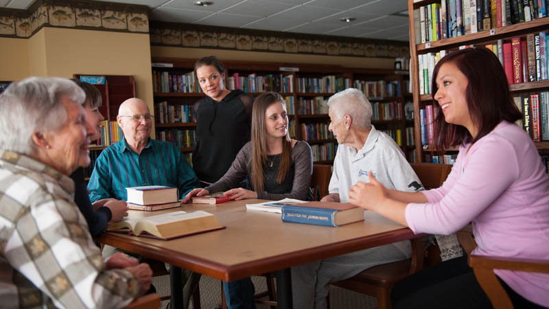 Engage with older adults and their families in making financial and life decisions at the University of Idaho.
