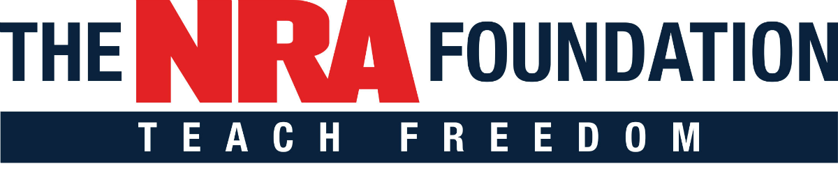 "The NRA Foundation. ""Teach Freedom."""