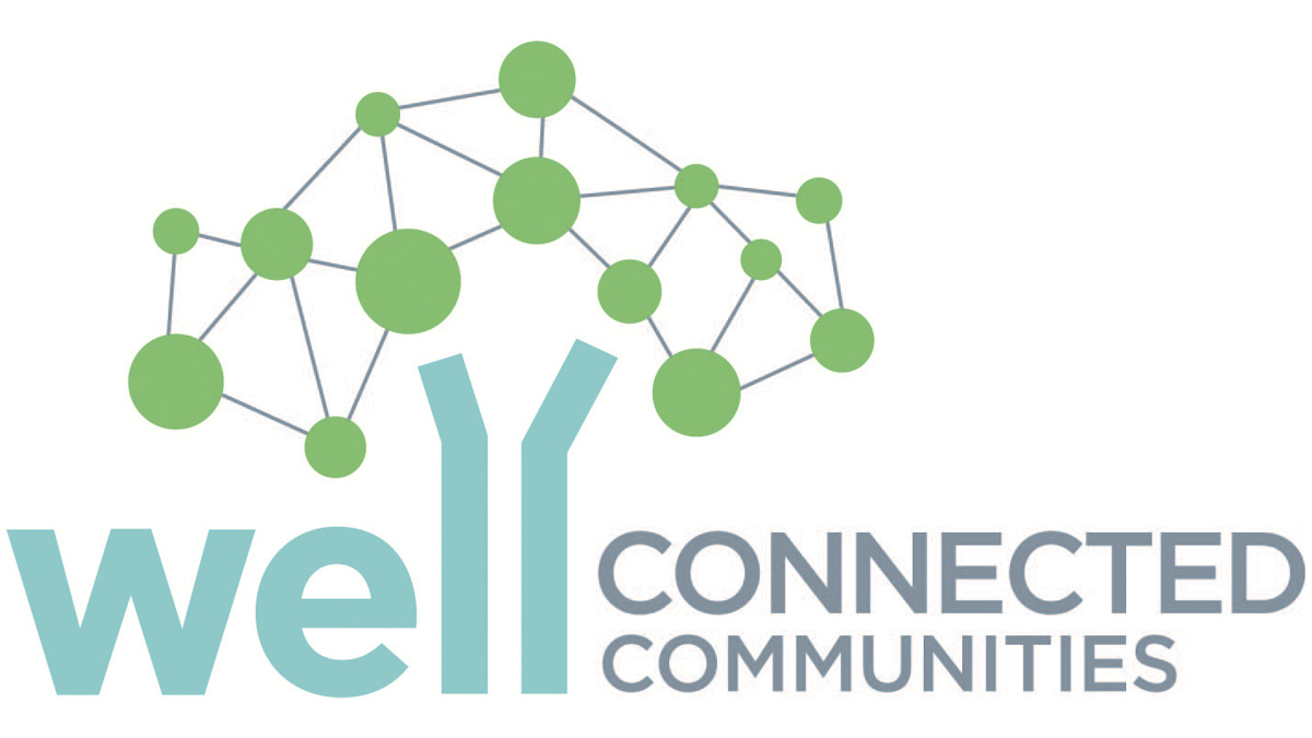 Well Connected Communities logo graphic