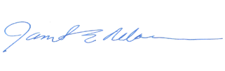 Janet Nelson Signature