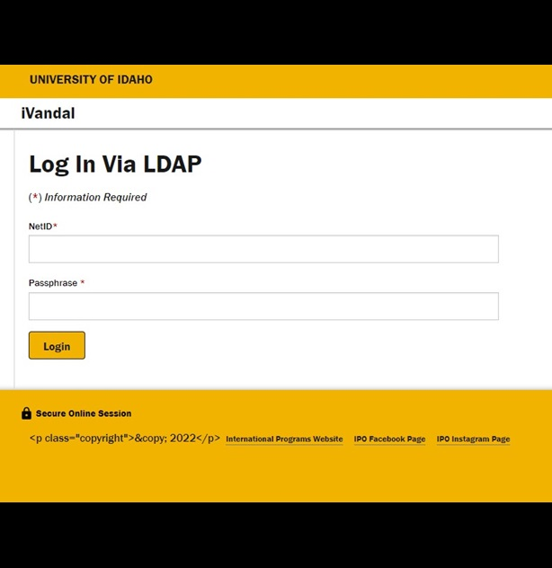 iVandal Services Home Page