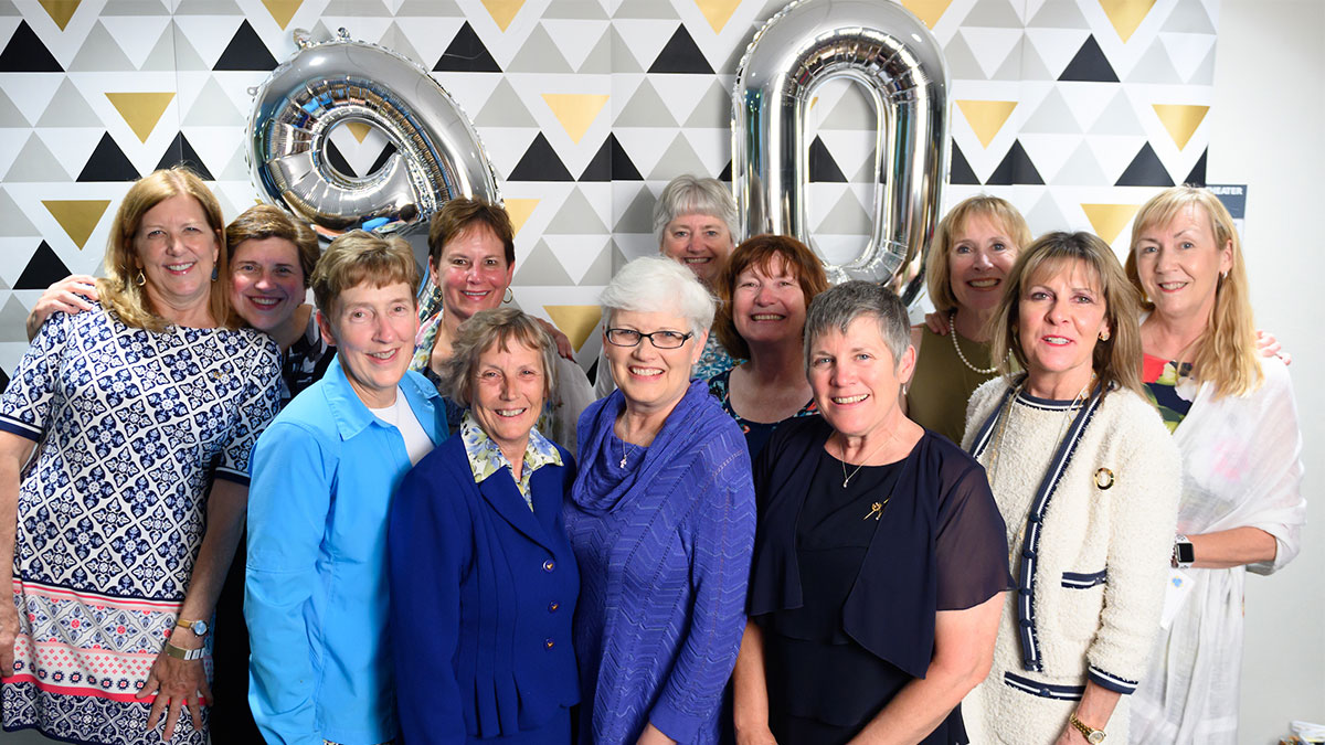 Office of Alumni Relations Tri Delta Reunion