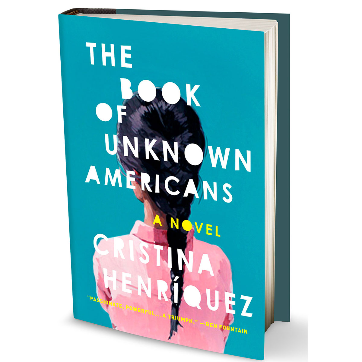 OAR Book Club - The Book of Unknown Americans