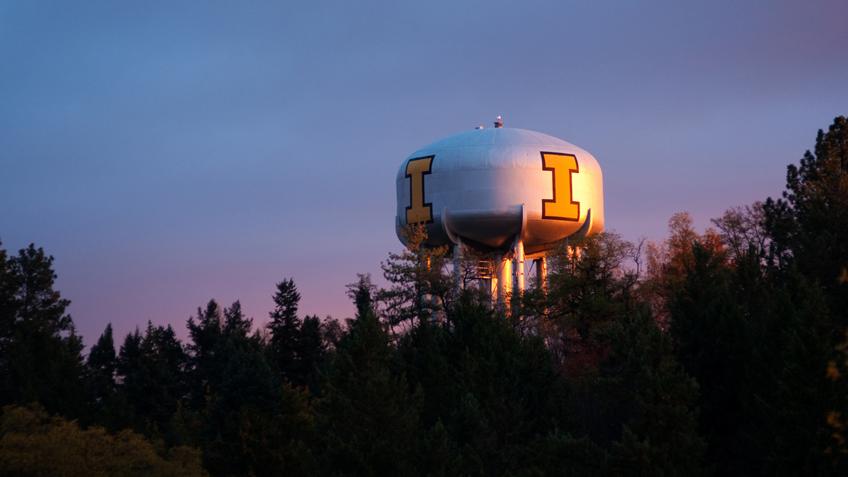 The I Watertower