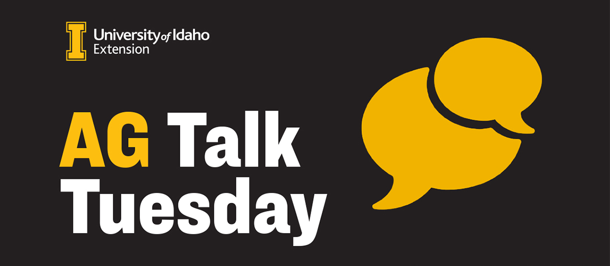 Ag Talk Tuesday logo