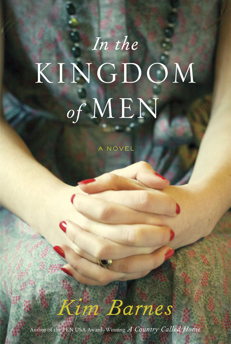 """In The Kingdom of Men"" book cover"