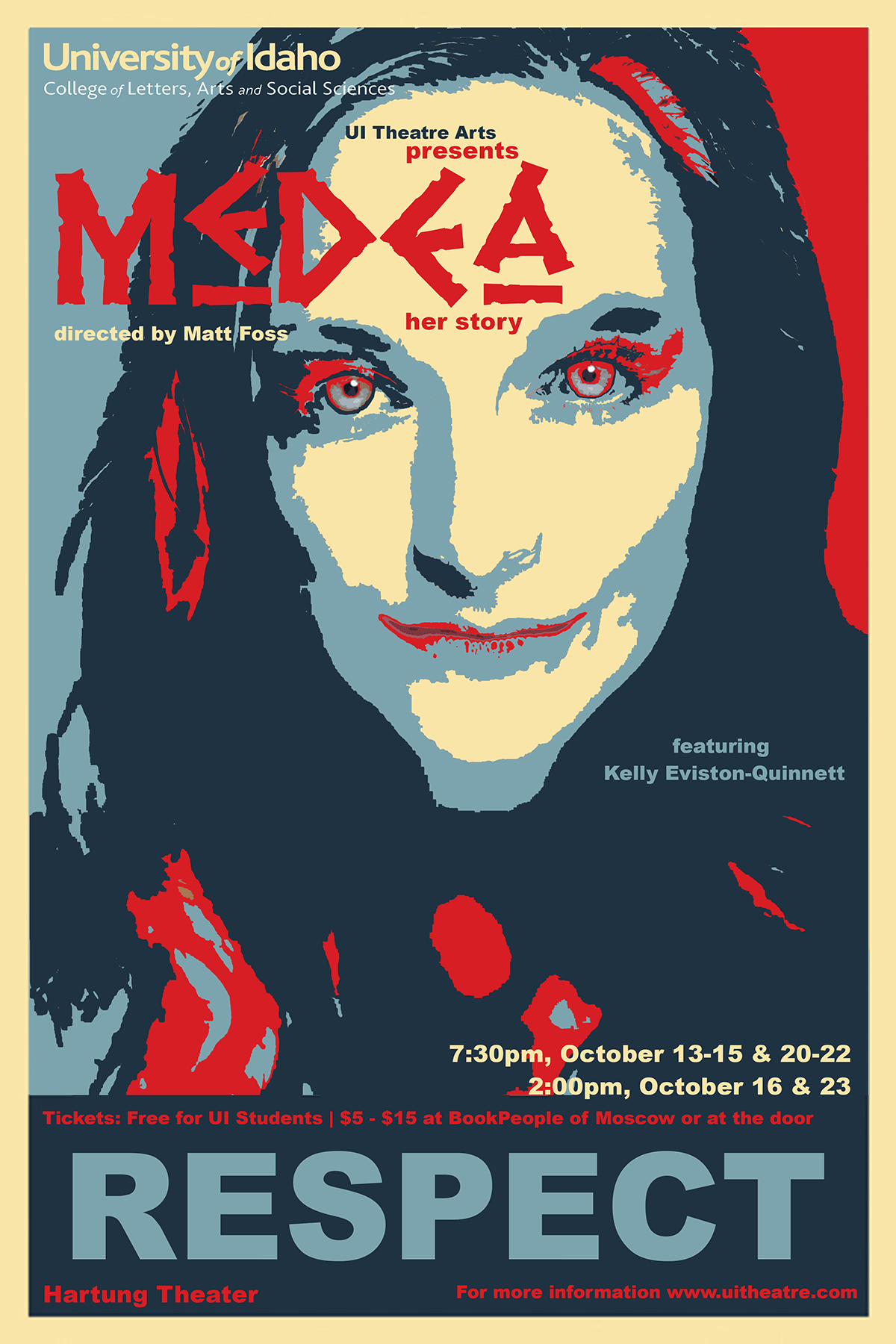 Poster for Medea