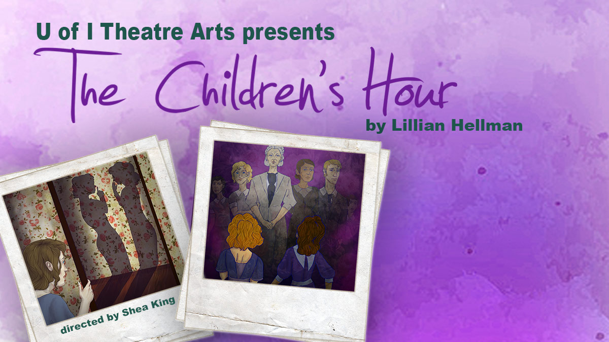 illustrations of The Children's Hour