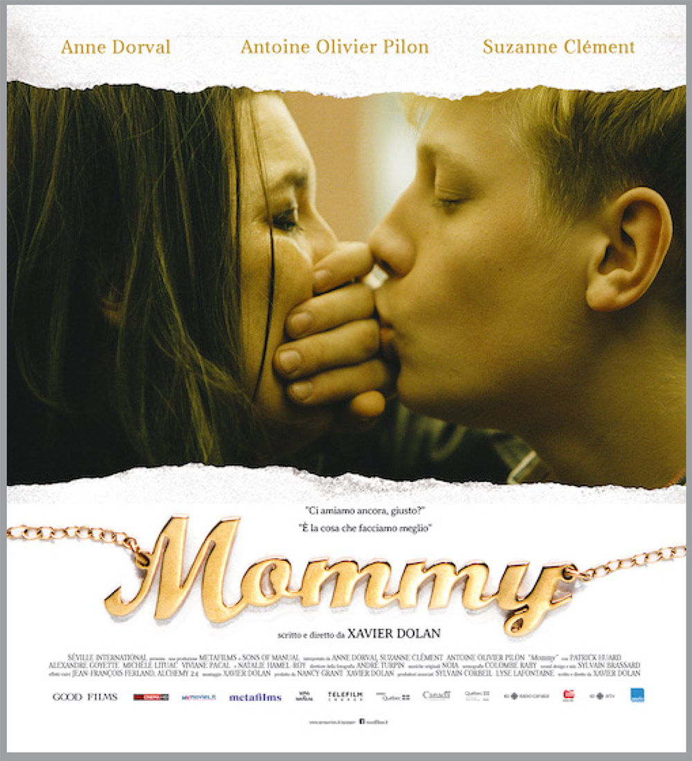 Poster for movie: Mommy