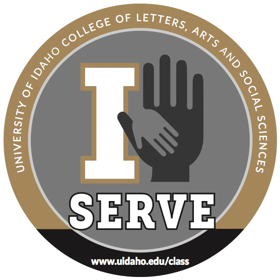 CLASS Sticker: Serve