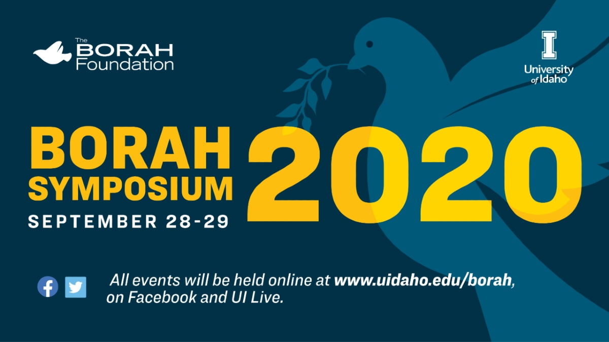 Borah Symposium September 28-29, 2020
