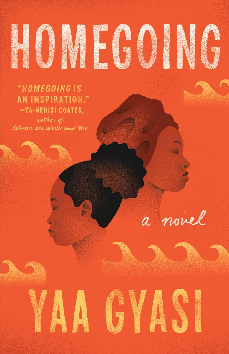 Cover of Homegoing book