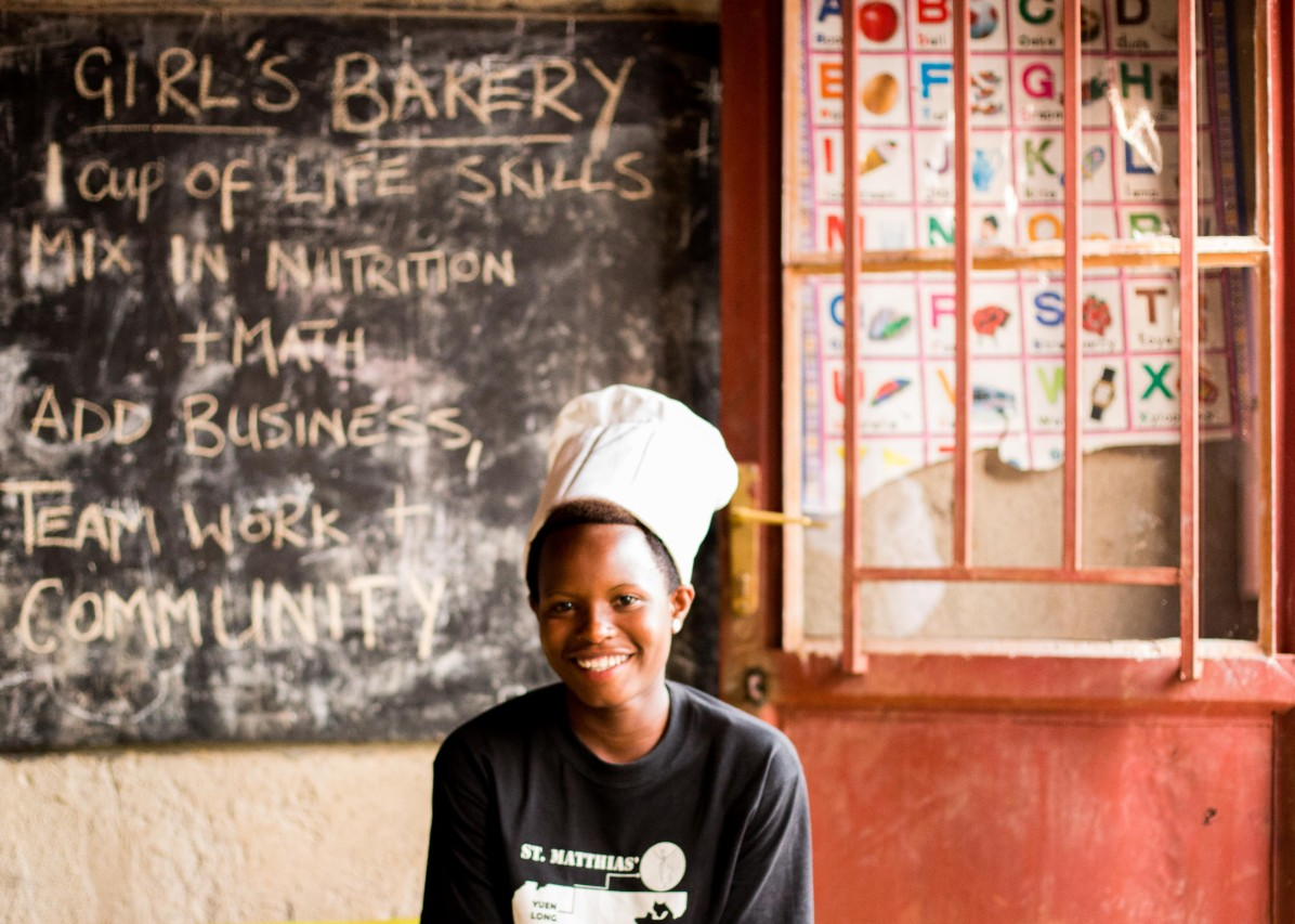 The Women's Bakery at the Togetherness Orphan Cooperative in Rwanda