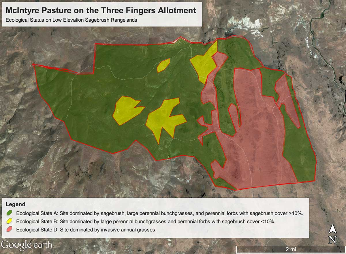 Teaching Ranchers To Use Google Earth Pro As A Land Management Tool