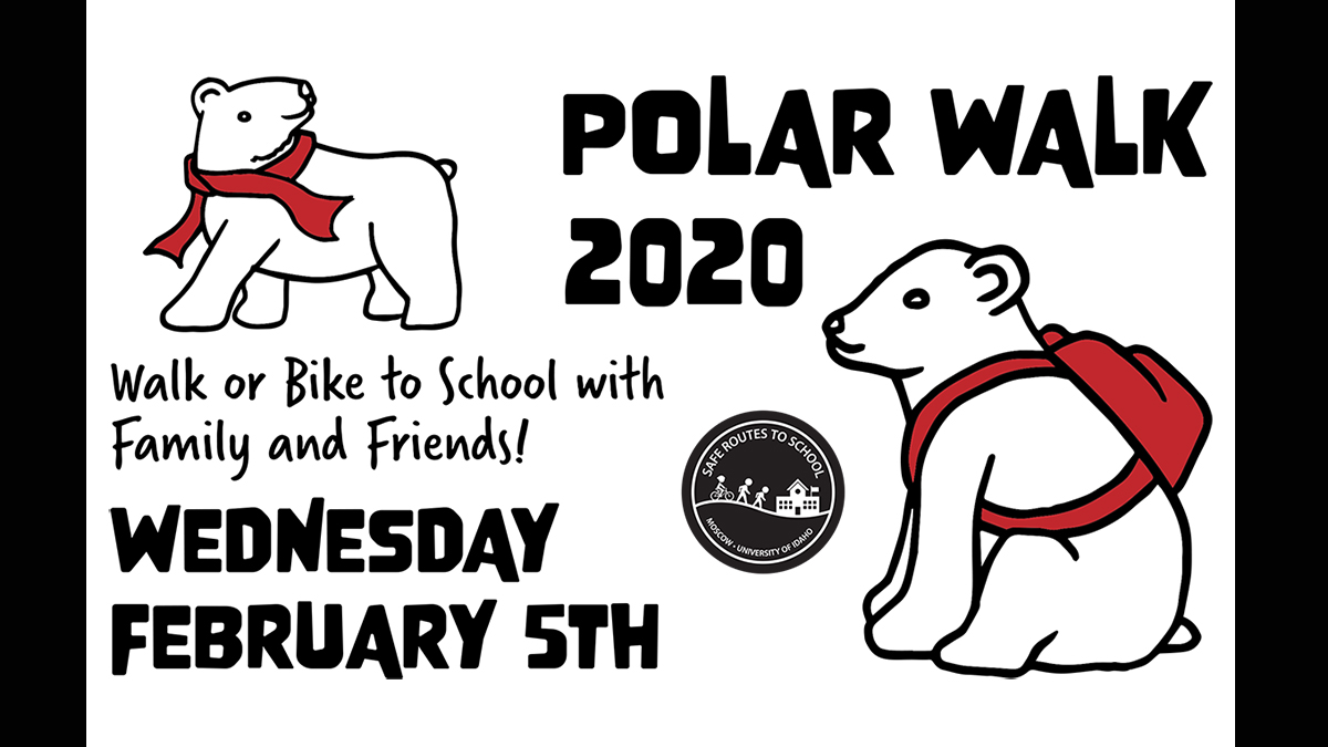 Polar Walk for Wednesday, February 5, 2020