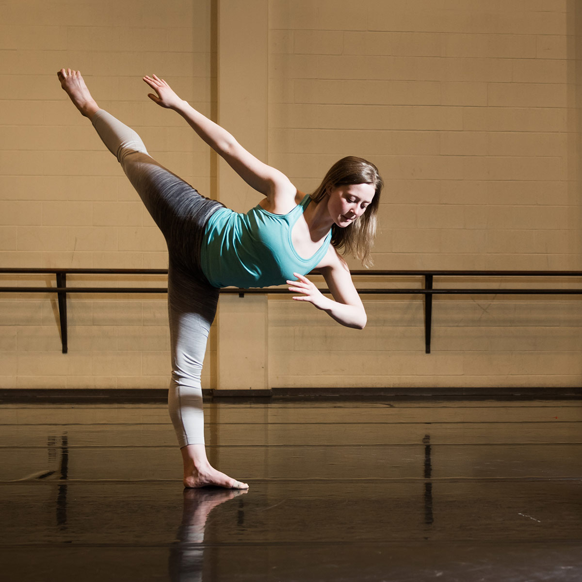Lauren Smith Dance Pose