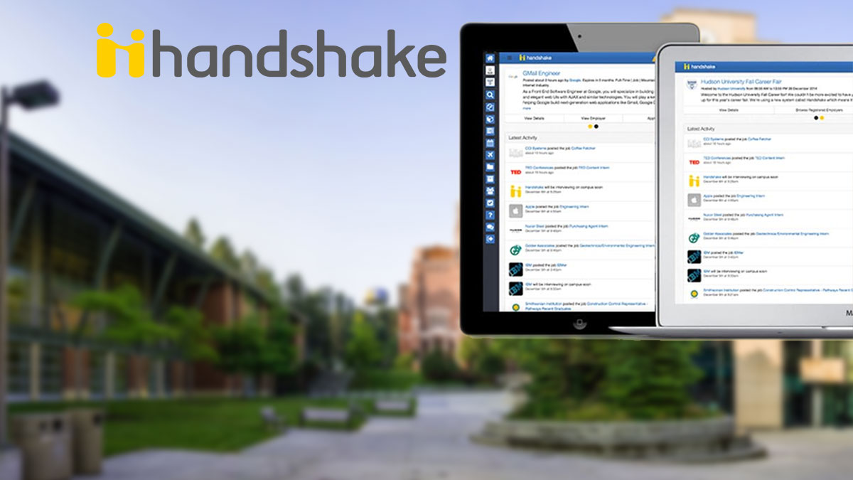 Handshake: U of I's Career Management System
