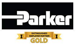 Parker Hannifin Corporation - Gold Distinguished Employer Partner