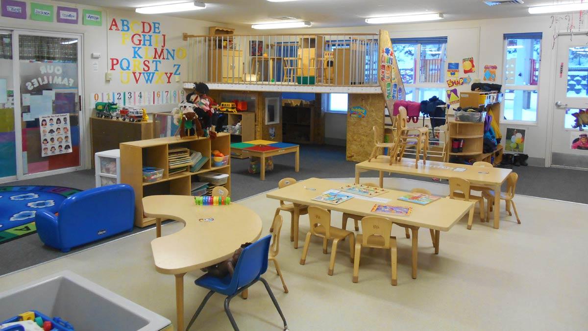 Teal Room Classroom Children 39 S Center University Of Idaho