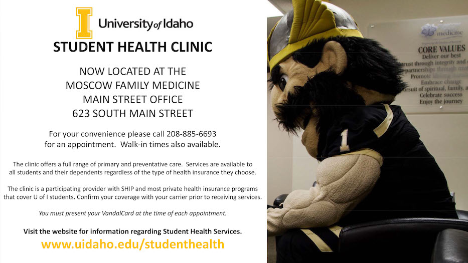 Student Health Clinic 2018