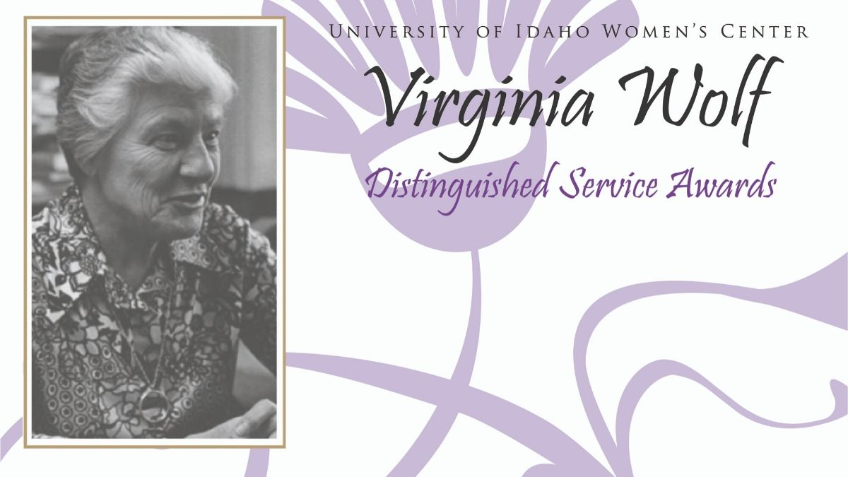 Virginia Wolf Distinguished Service Awards