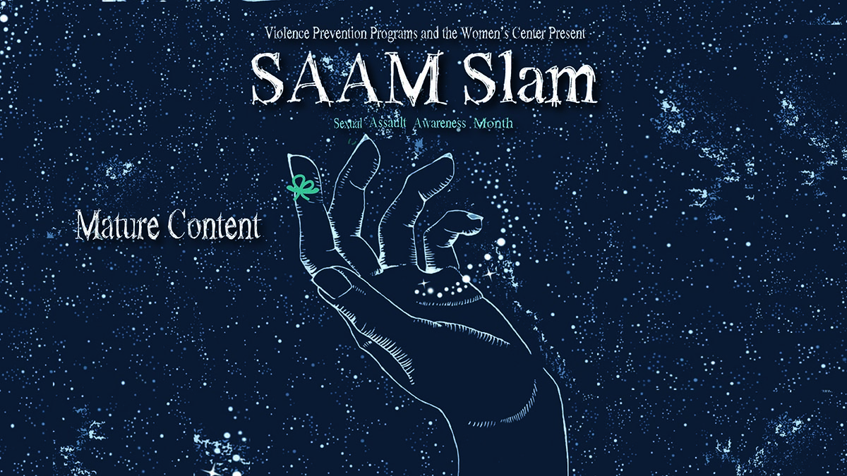 Sexual Assault Awareness Month Slam