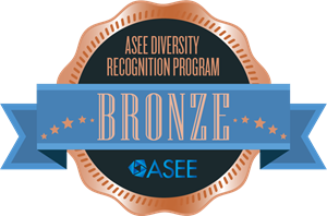 ASEE Diversity Recognition Program - Bronze Level