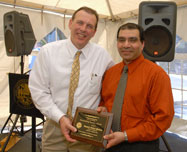 Outstanding Faculty Award - Ahmed Abdel-Rahim