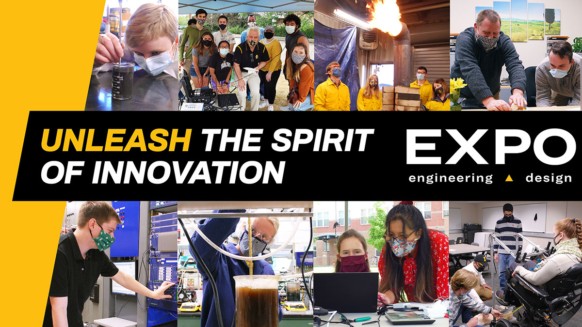 Unleash the Spirit of Innovation - Engineering Design EXPO