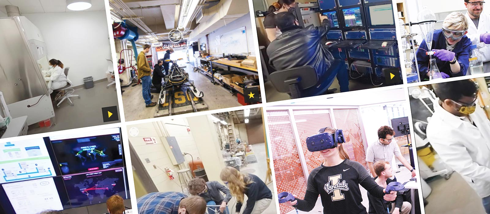 College of Engineering Virtual Tour