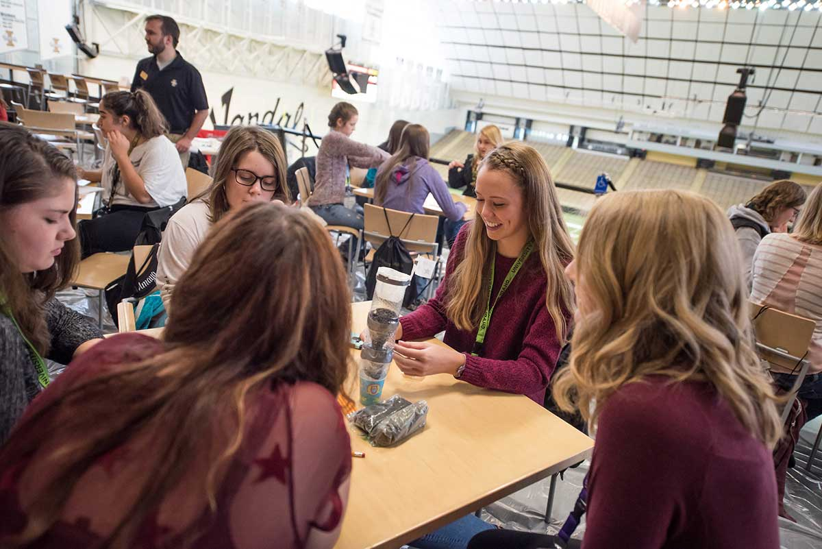 Women In Engineering Day for 11th & 12th graders