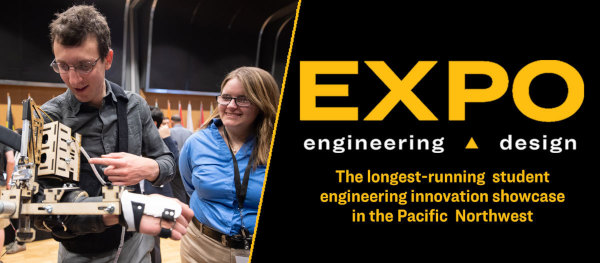 EXPO engineering and design - The longest-running student engineering innovation showcase in the Pacific Northwest