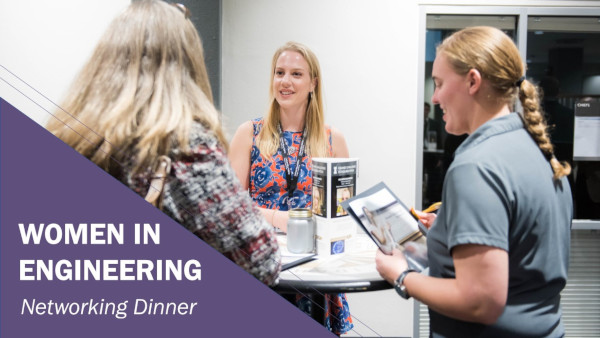 Women in Engineering Networking Dinner