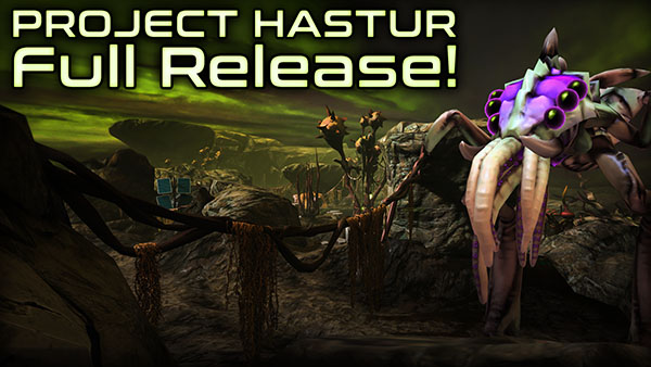 Polymorphic Game studio releases second video game Project Hastur