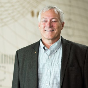 Larry Stauffer, Dean of the College of Engineering