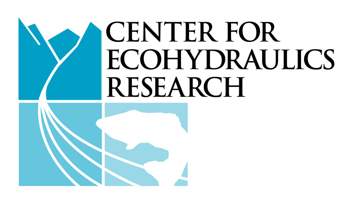 Center for Ecohydraulics Research logo