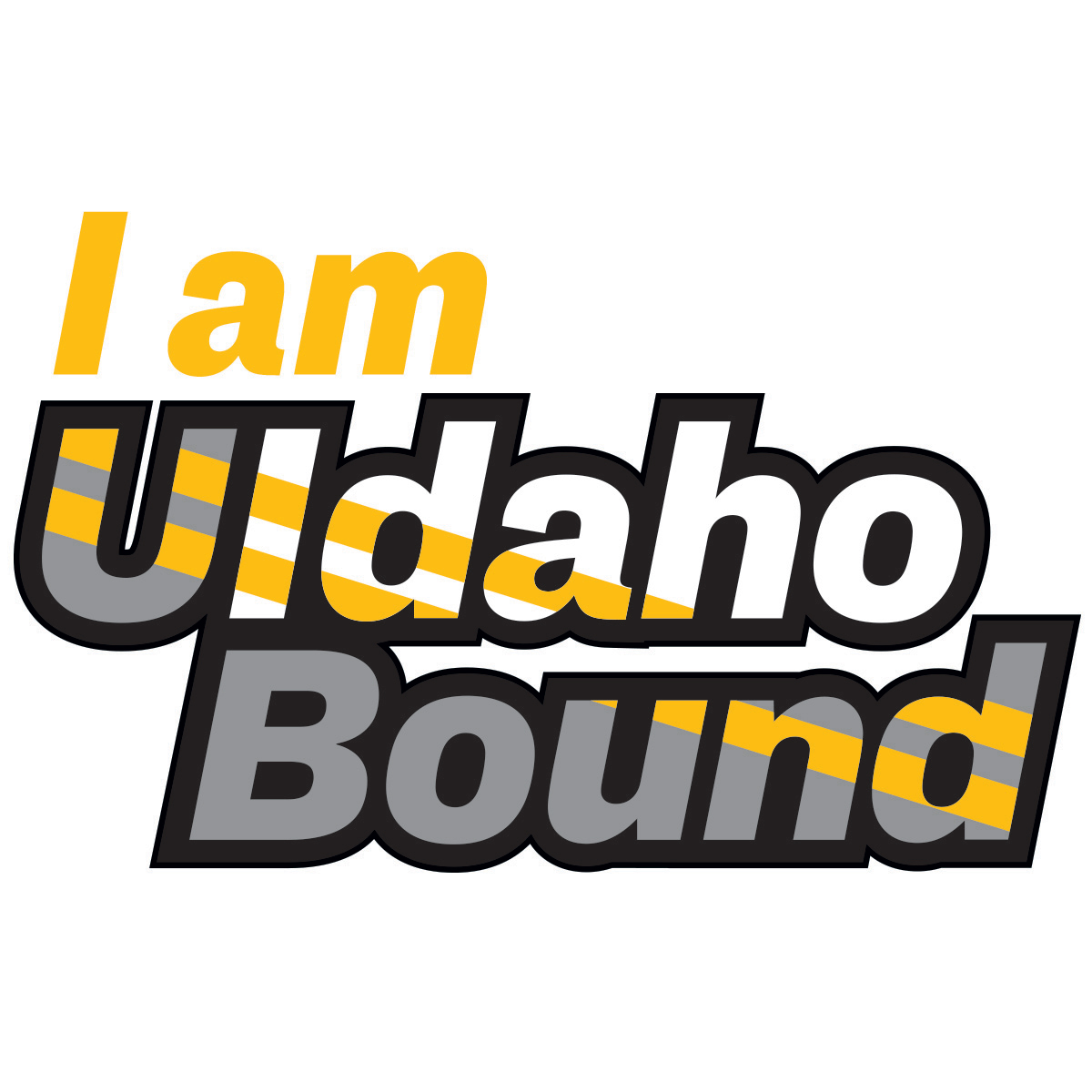 getting ready uidaho bound event for admitted students