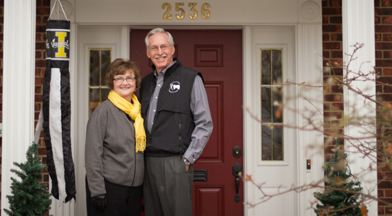The Thiessens, who met and fell in love back in their Idaho 4-H and University of Idaho days, have committed more than $1 million in donations to the Collage of Agricultural and Life Sciences (CALS).