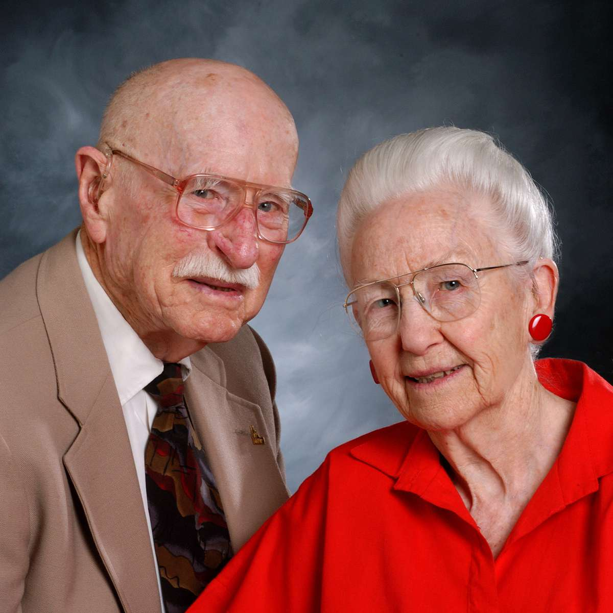 Malcolm and Carol Renfrew