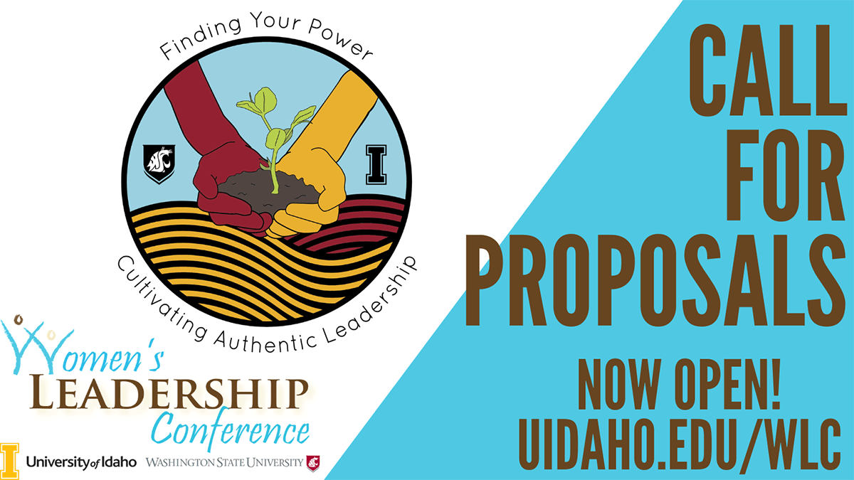 Call for Proposals, Women's Leadership Conference