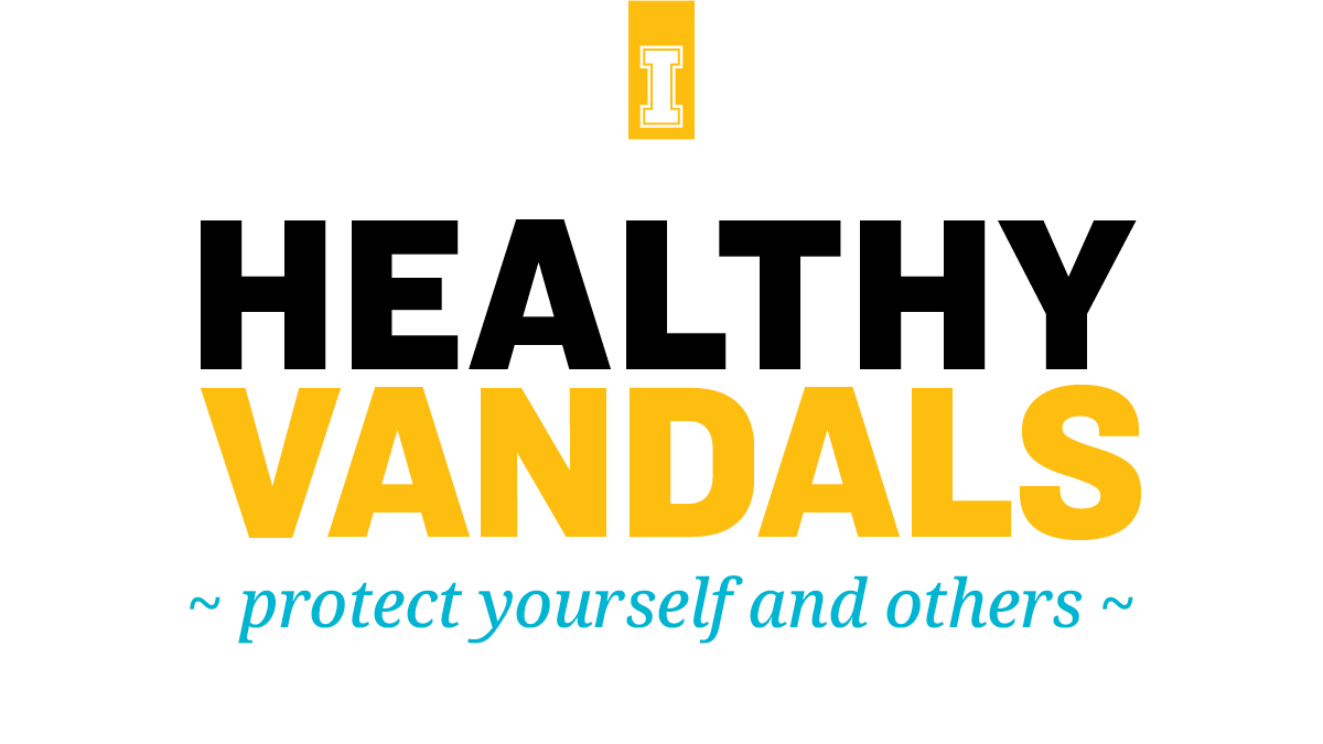 Healthy Vandals Protect Yourself and Others