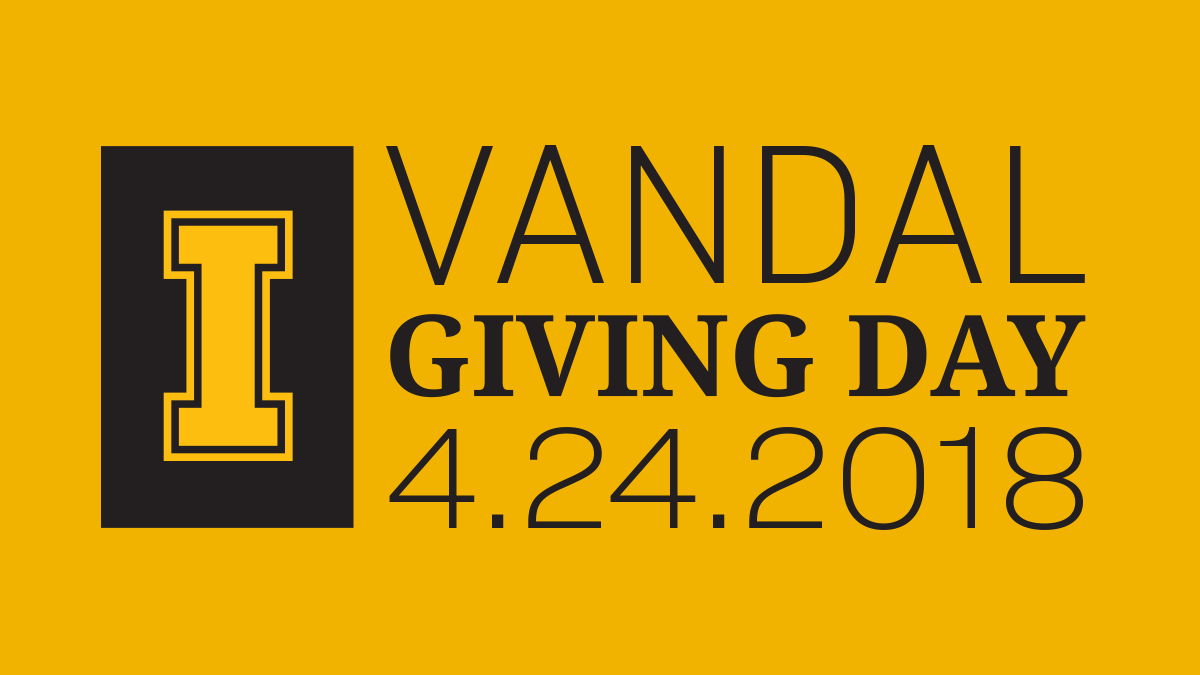 Vandal Giving Day Video Promo