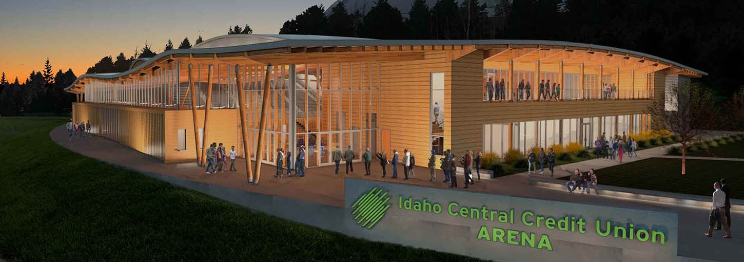 Idaho Central Credit Union Arena