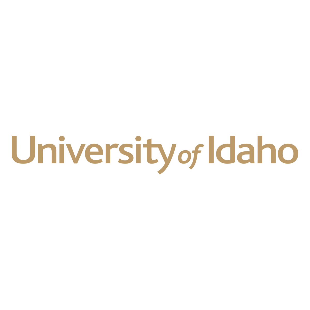 Logo of the University of Idaho