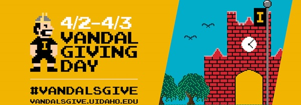 Vandal Giving Day 2019
