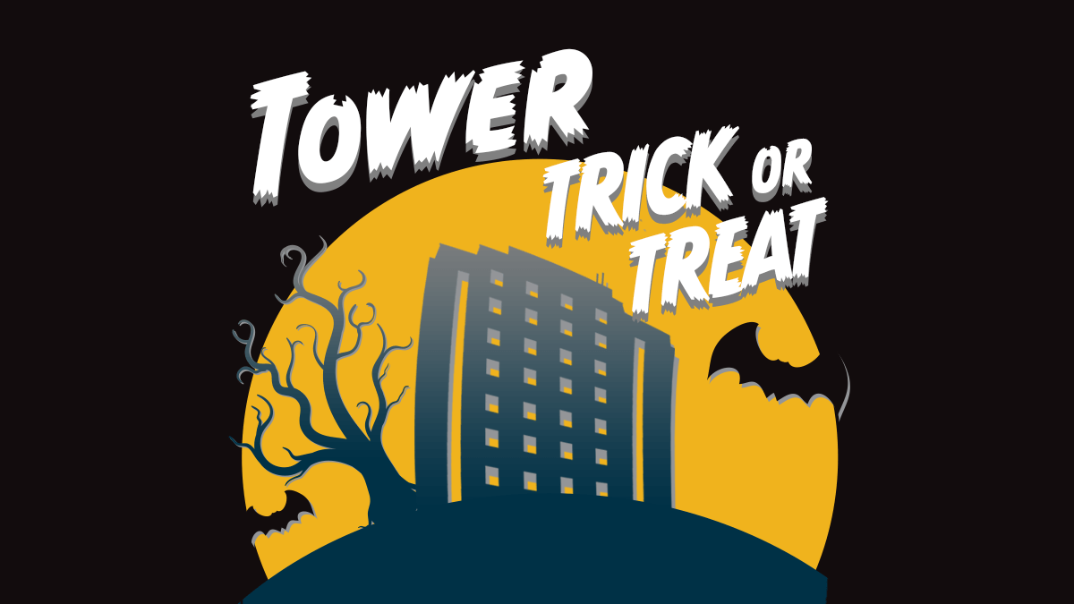 Tower Trick Or Treat