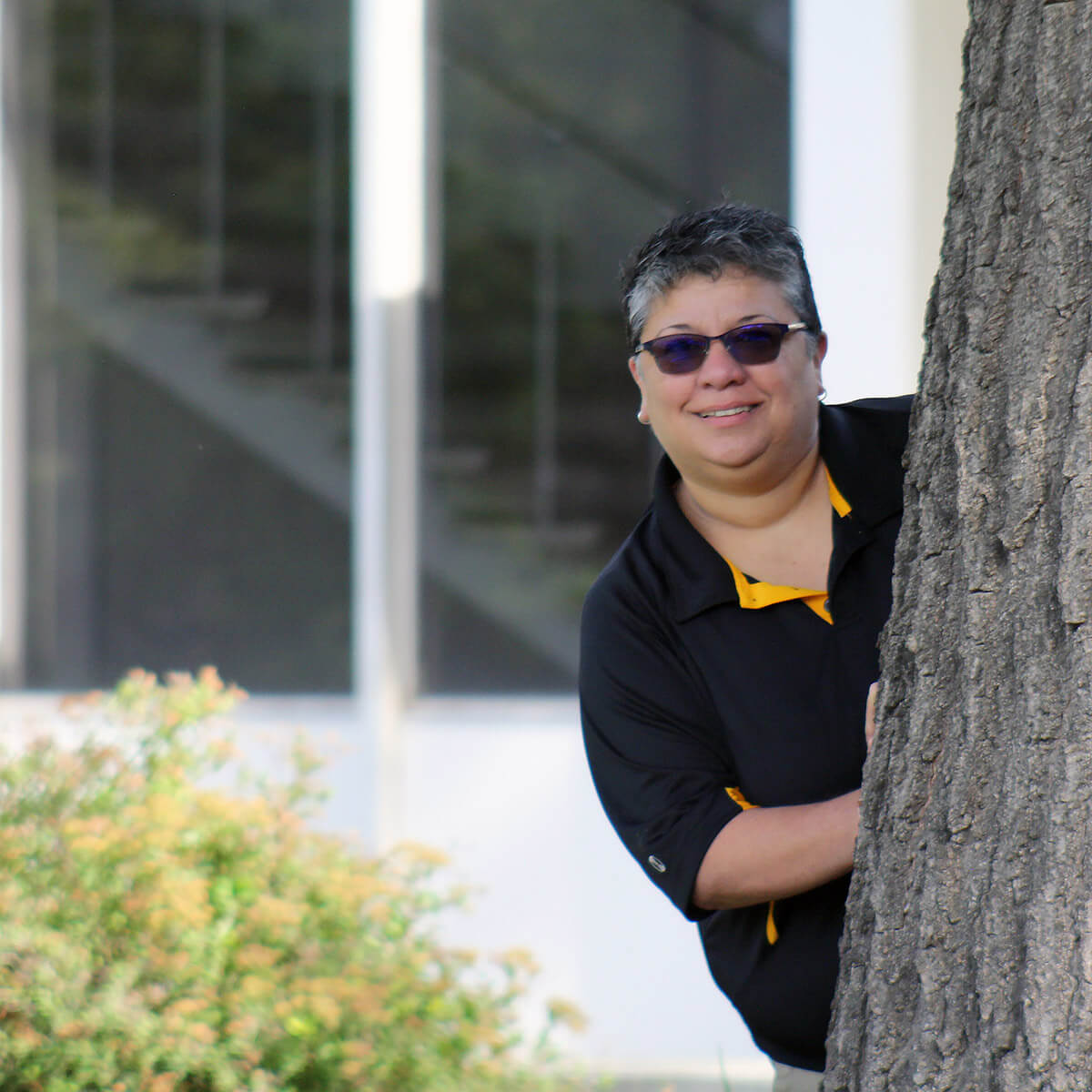Wallace West Resident Director - Norma Espinosa-Aguilar