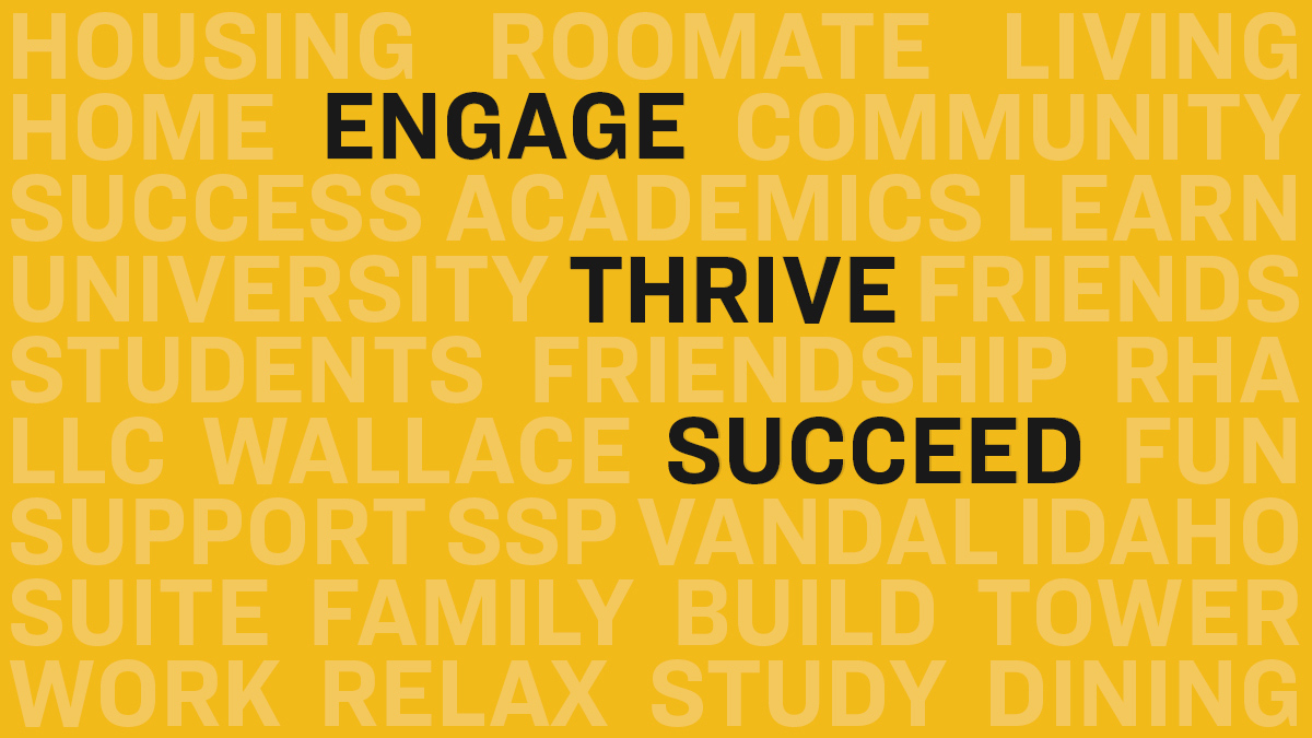 Engage Thrive Succeed