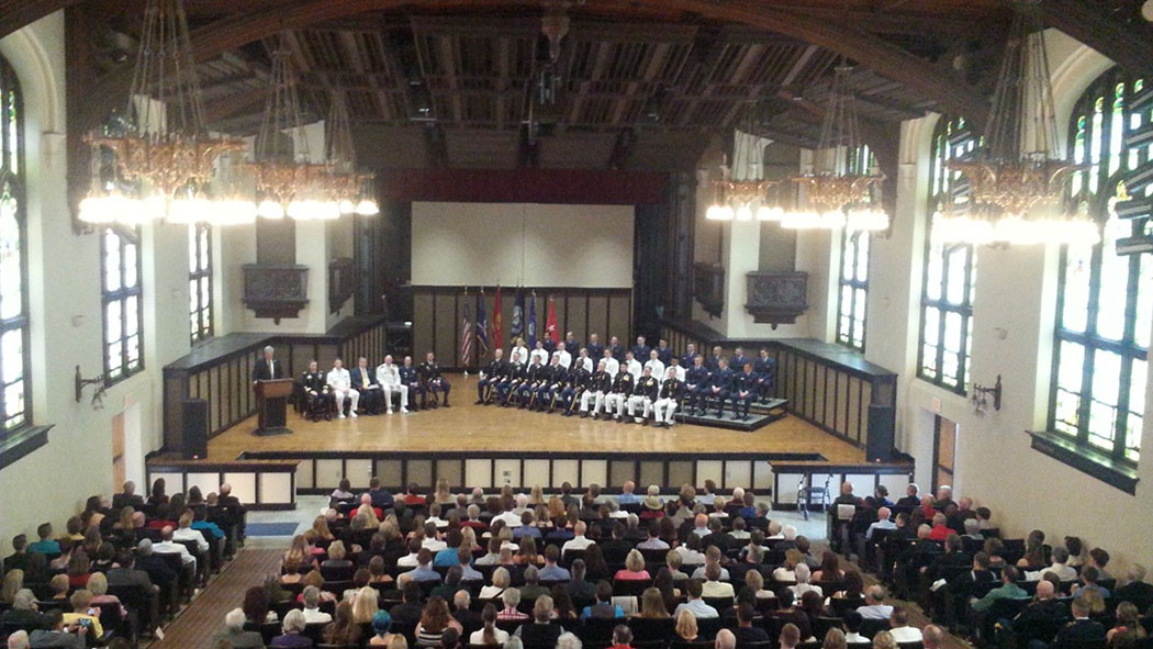 Spring 2014 Commissioning