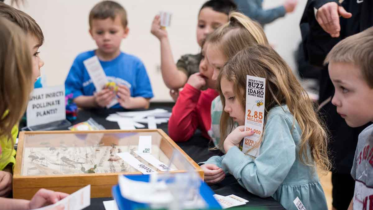 The University of Idaho College of Agricultural and Life Sciences will be hosting five Saturday Academy of Science events on the Moscow campus during summer 2017 to teach youth about the science behind agriculture